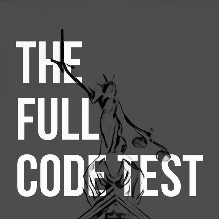 The Full Code Test