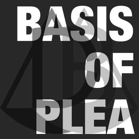 Basis of Plea