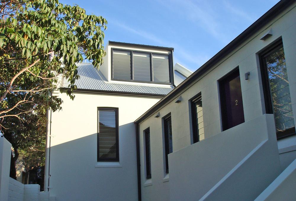 Paddington Terrace House Conversion