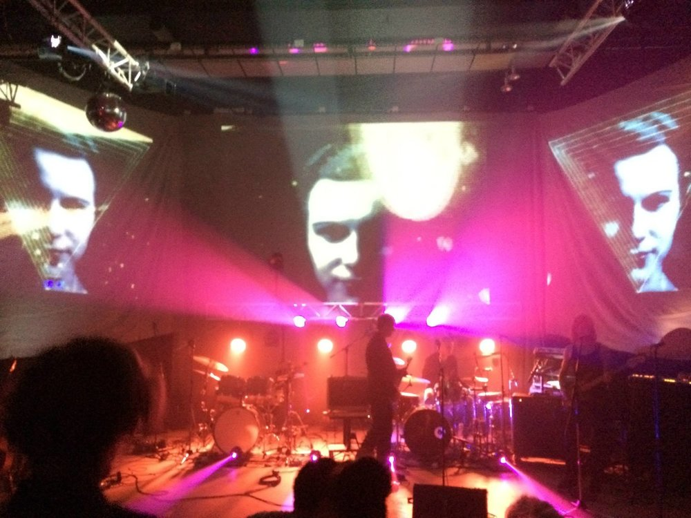 Hybris Healers  is a Stockholm-based band, consisting in part of visual artists.