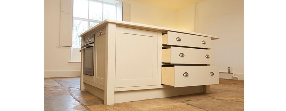 Shaker style kitchen