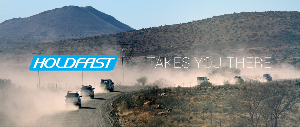 HOLDFAST - TAKES YOU THERE. A company that's proud to be South African