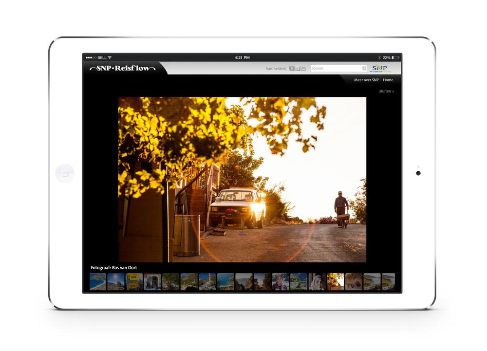 Foto Slideshow - Reisflow