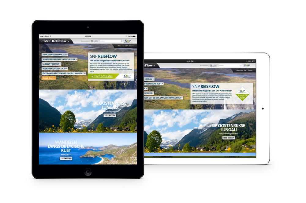 Homepage - Reisflow