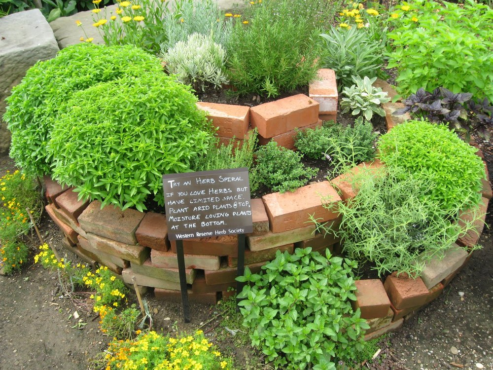 Exceptional How To Build A Herb Spiral Photo Gallery