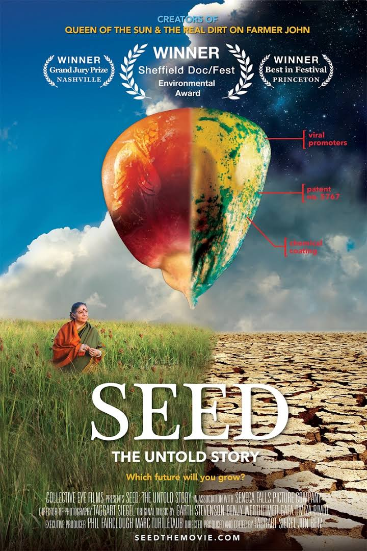 New Release - SEED the movie: the Untold Story