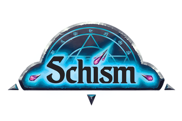 Schism Logo - Illustration and design by Jesùs Blones.