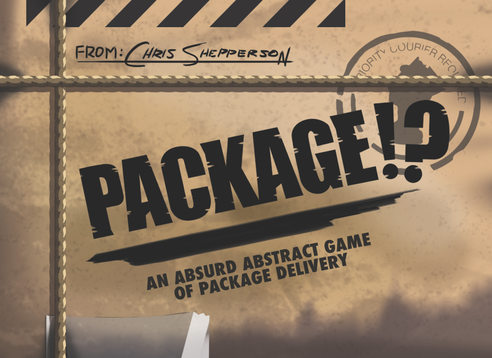 Package!? Box Cover