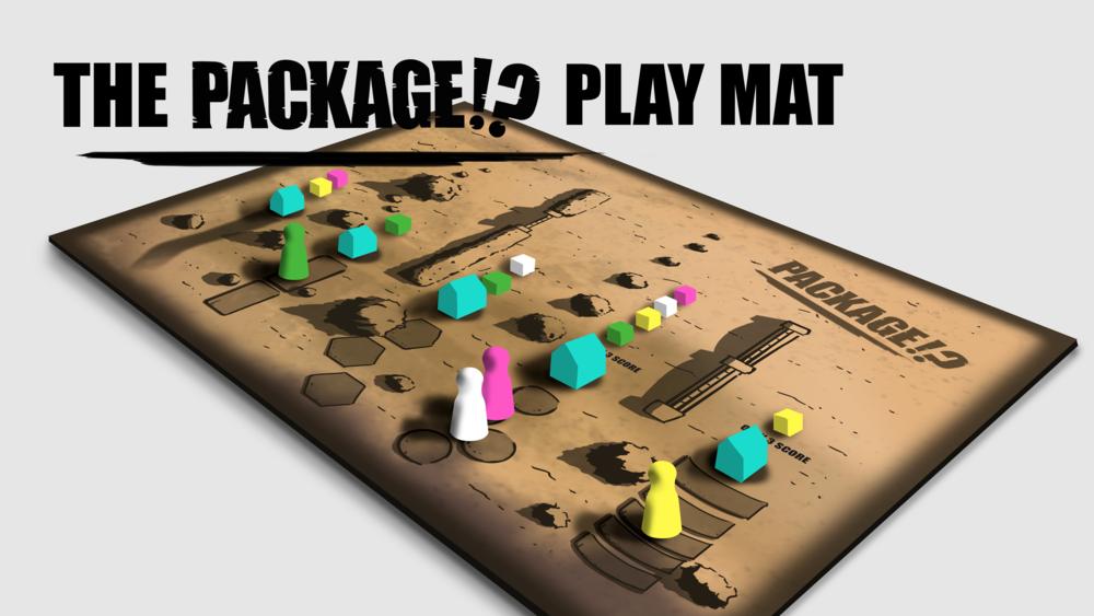 Neoprene Play Mat