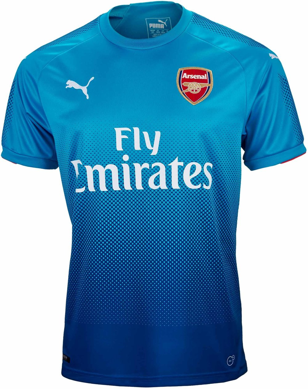 Puma Arsenal Away Jersey 17/18