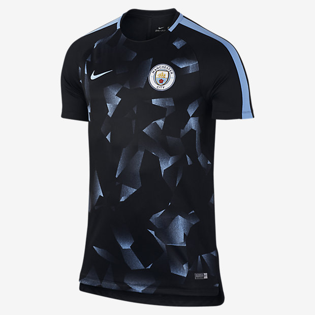 Nike Manchester City FC Dry Squad Top