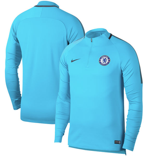 Nike Chelsea Squad Drill 1/4 zip top