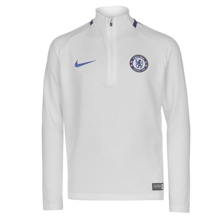 Nike Chelsea Drill Top White