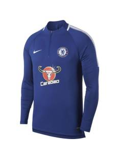 Nike Chelsea Squad Drill Top 1/4 Zip
