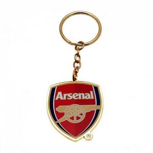 Arsenal FC Crest Key Ring