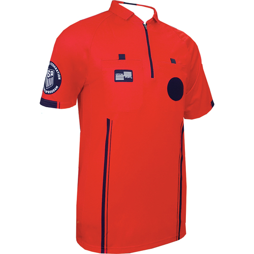 OSI Pro Short Sleeve Jersey- Red
