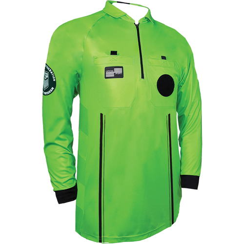 OSI Pro Long Sleeve Jersey- Green