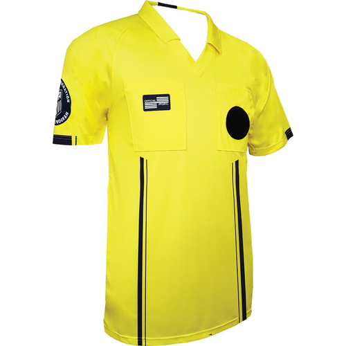 OSI Economy Short Sleeve Jersey- Yellow