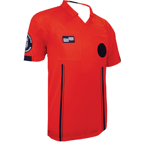 OSI Economy Short Sleeve Jersey- Red
