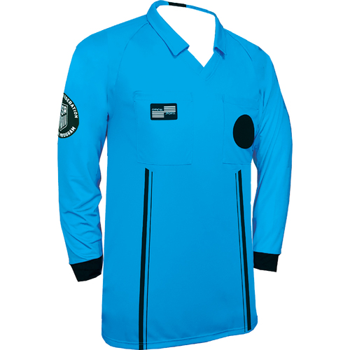 OSI Economy Long Sleeve Jersey- Blue