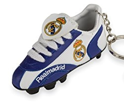 Real Madrid Shoe Keychain