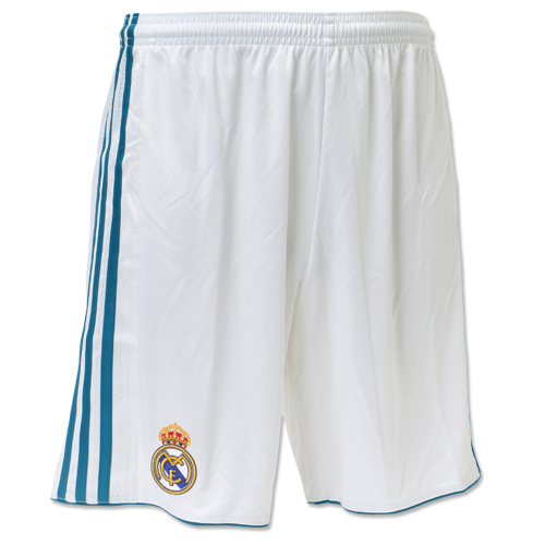 Adidas Real Madrid 17/18 Men's Home Shorts