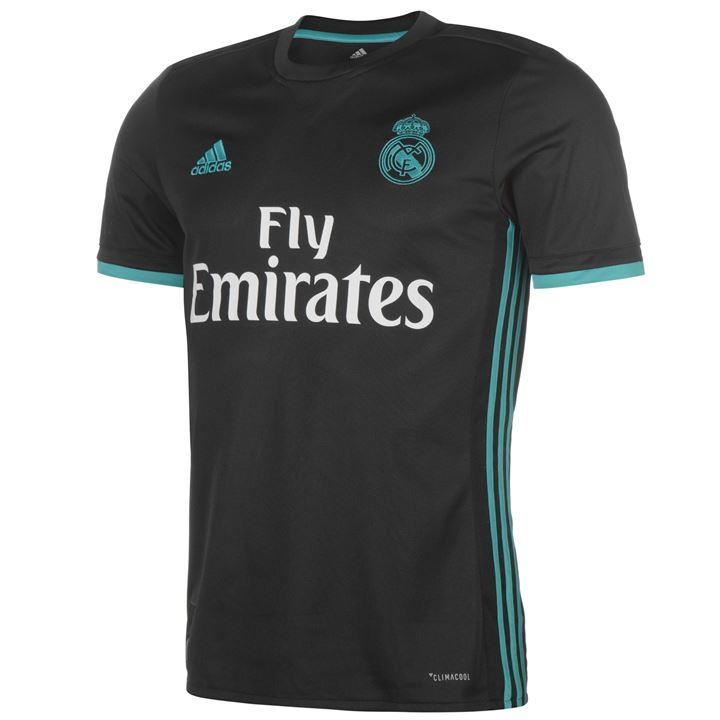 Adidas Real Madrid 17/18 Youth Away Jersey