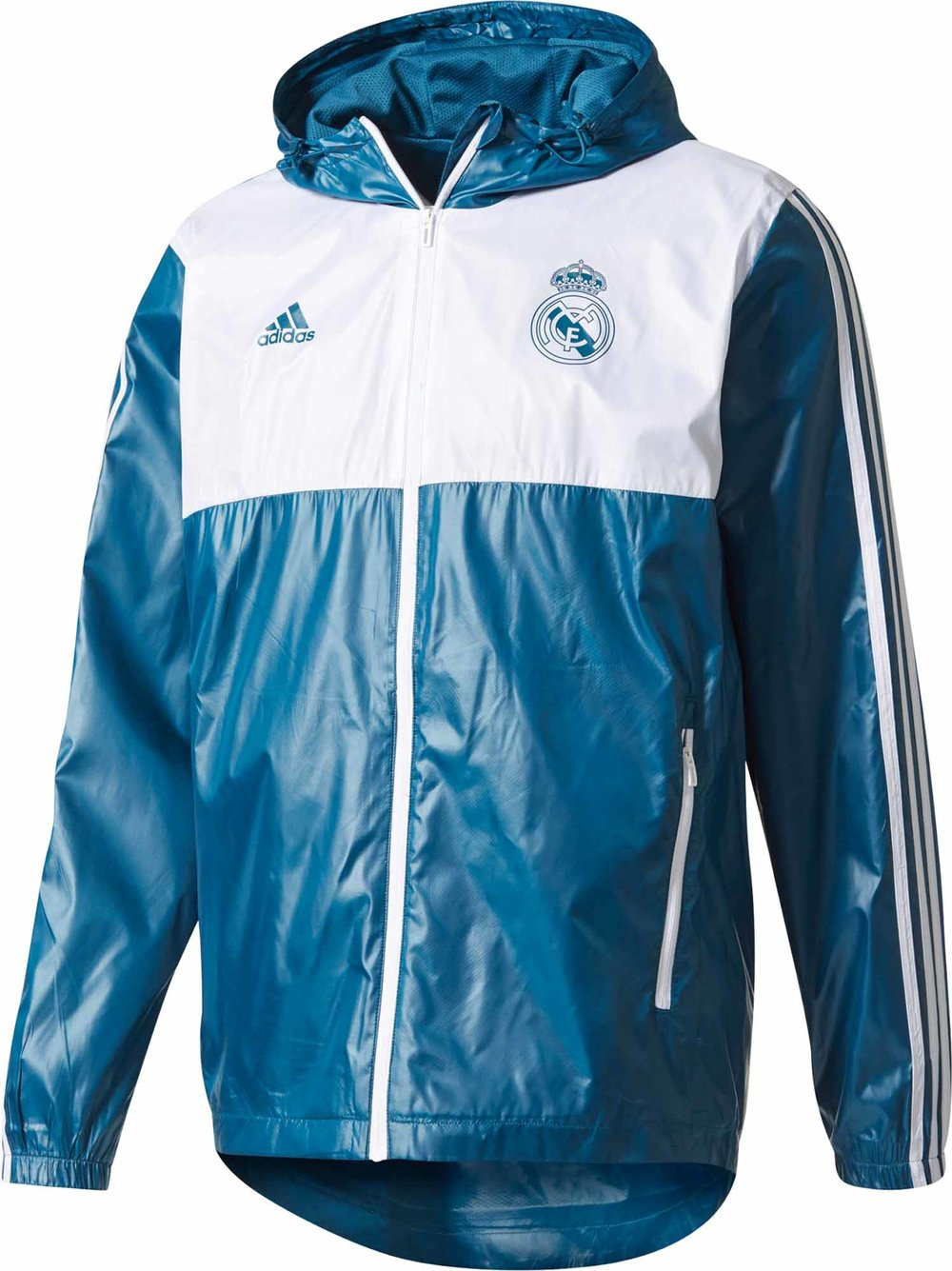 Adidas Real Madrid 17/18 Windbreaker