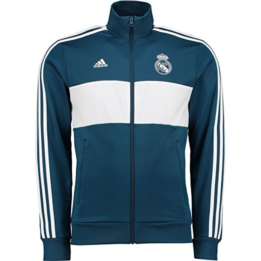Adidas Real Madrid 17/18 3rd Kit Track Jacket