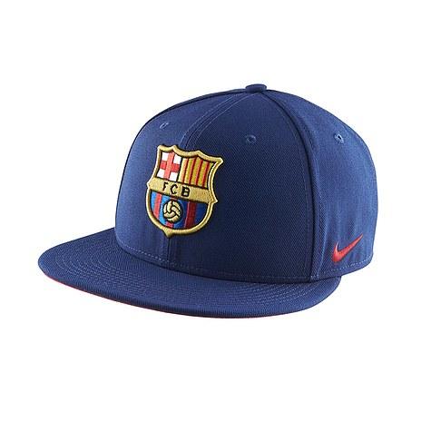 Nike FC Barcelona Core Flat Cap