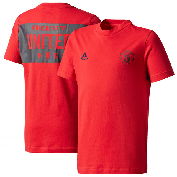 adidas Manchester United T-shirt Youth