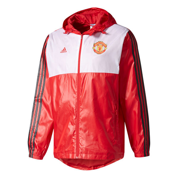 adidas Manchester United 3S Windbreaker