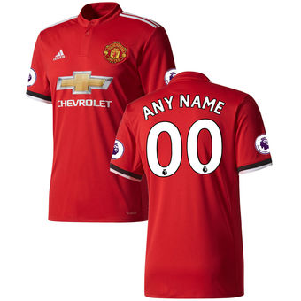 adidas Manchester United customized jersey