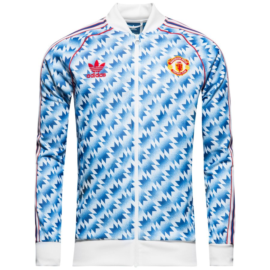 adidas Originals Manchester United Track Top