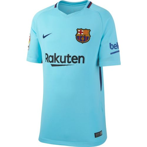 Nike FC Barcelona 17/18 Youth Away Jersey