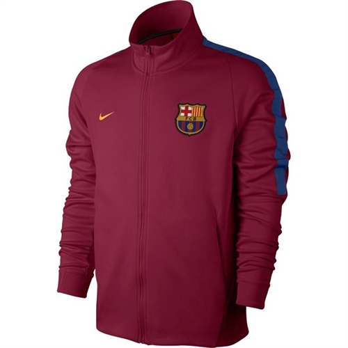 Nike FC Barcelona 17/18 Men's Franchise Jacket