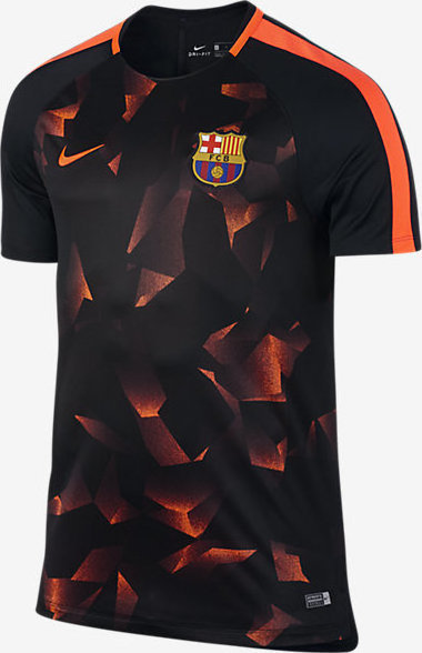 Nike FC Barcelona 17/18 Men's Squad Top