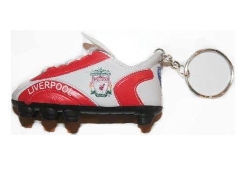 Liverpool Shoe Keychain