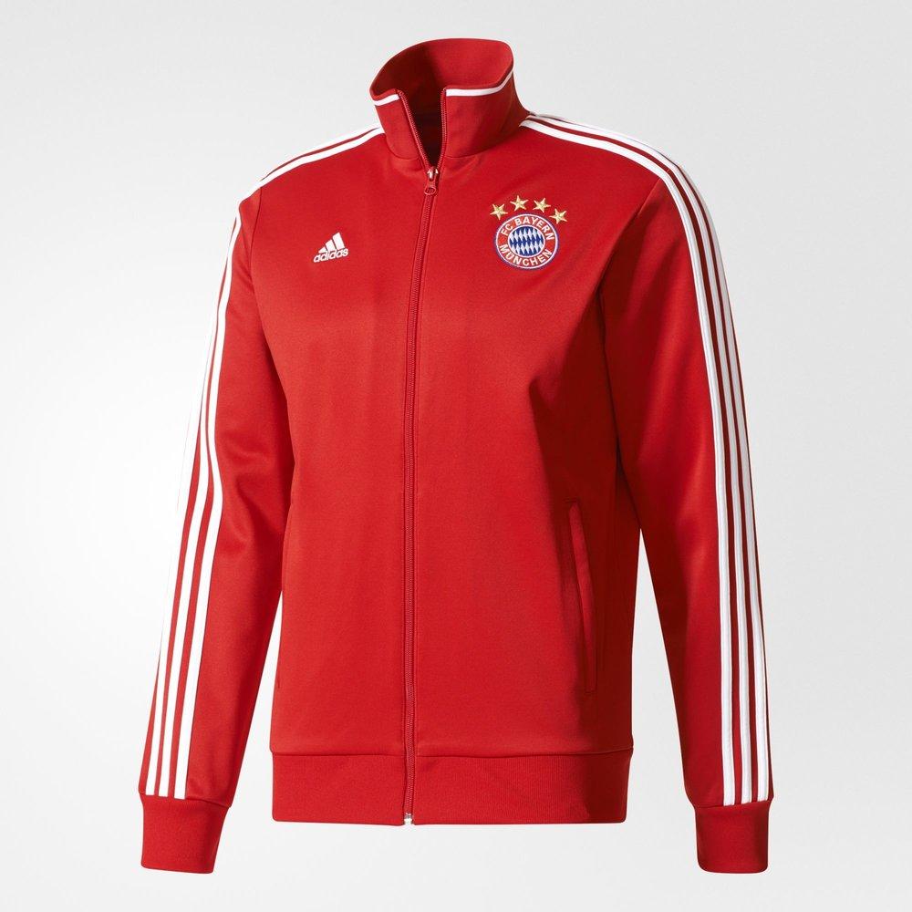 adidas Bayern Munich Track Jacket