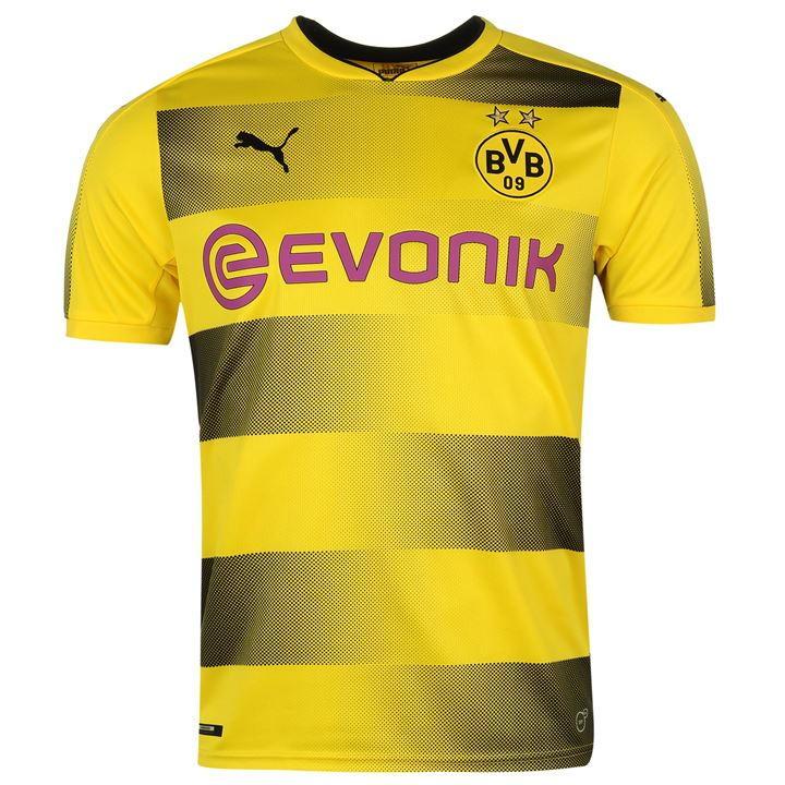 Puma Borussia Dortmund 17/18 Home Jersey
