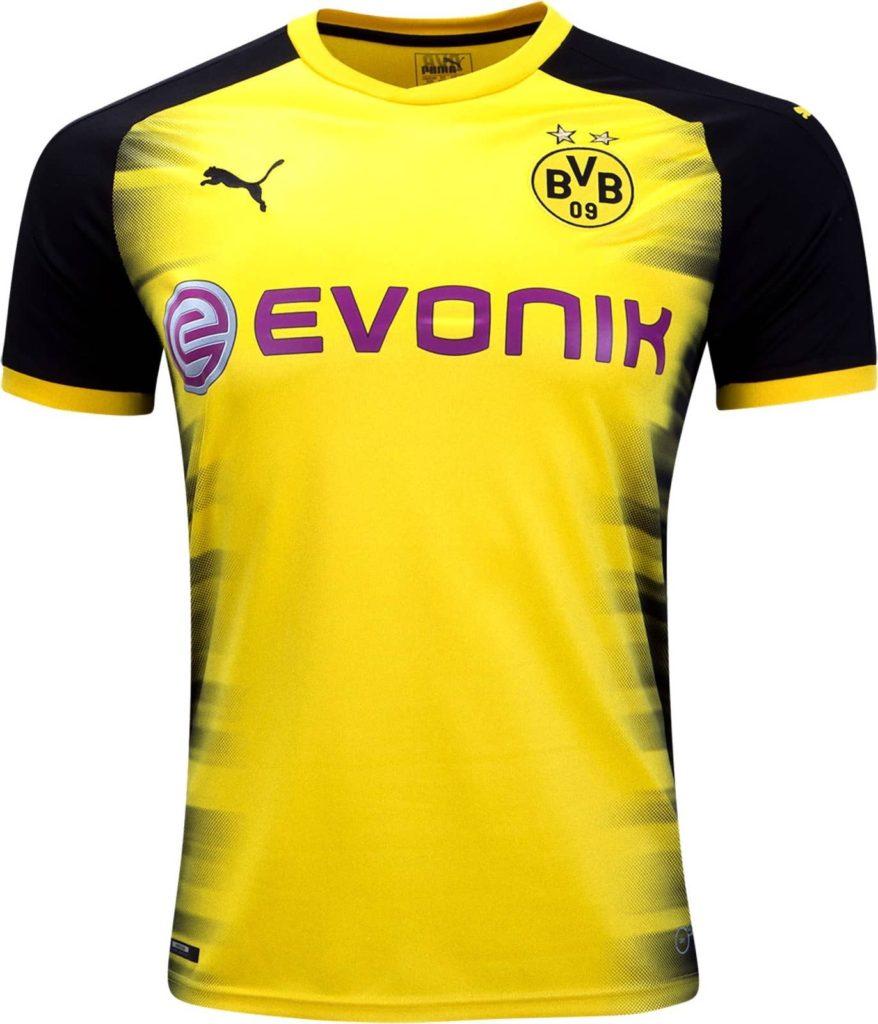 Puma Borussia Dortmund 17/18 Third Jersey