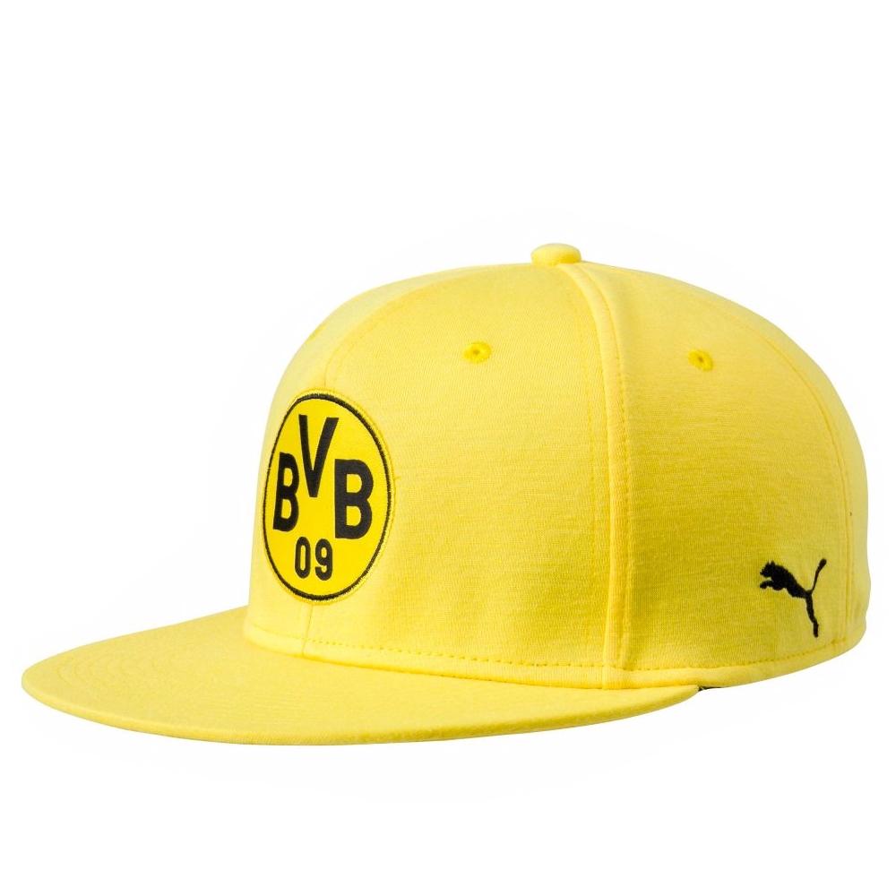 Puma Borussia Dortmund Flat Cap
