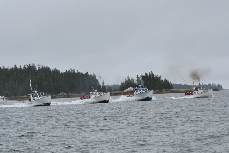 maine lobster boat races 2016