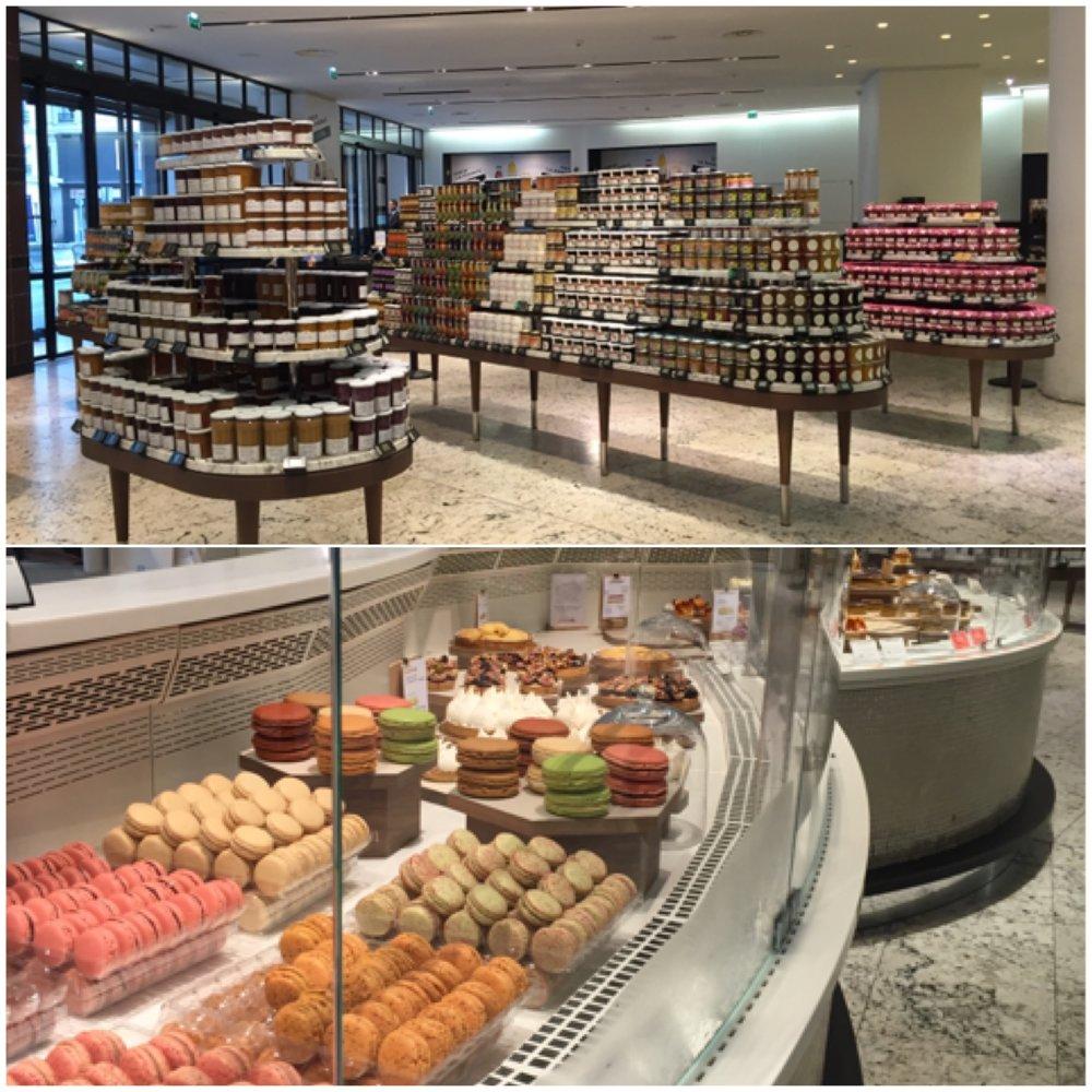 國外超市的的陳列方式就是特別有吸引力