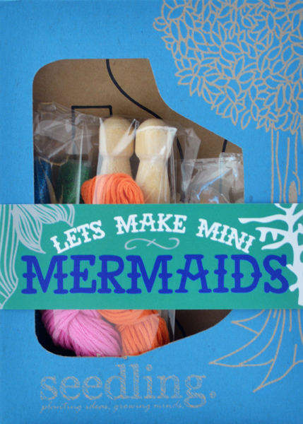 Lets make mini mermaids- Seedling