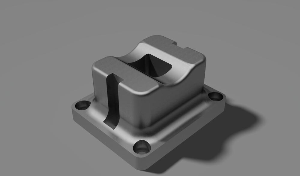 KK Tool & Die Form Block
