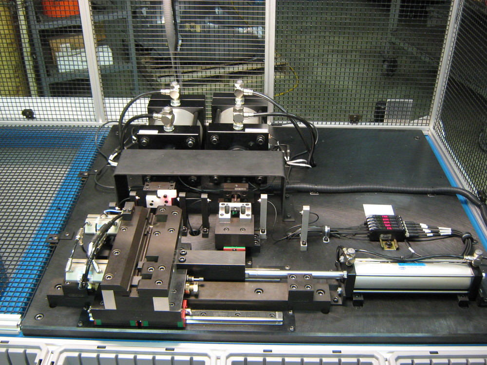 KK Tool & Design Assembly Machine