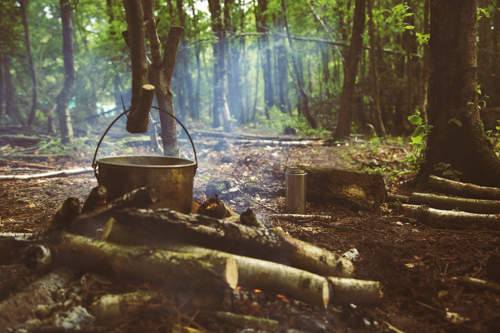 BUSHCRAFT & WOOD CRAFT