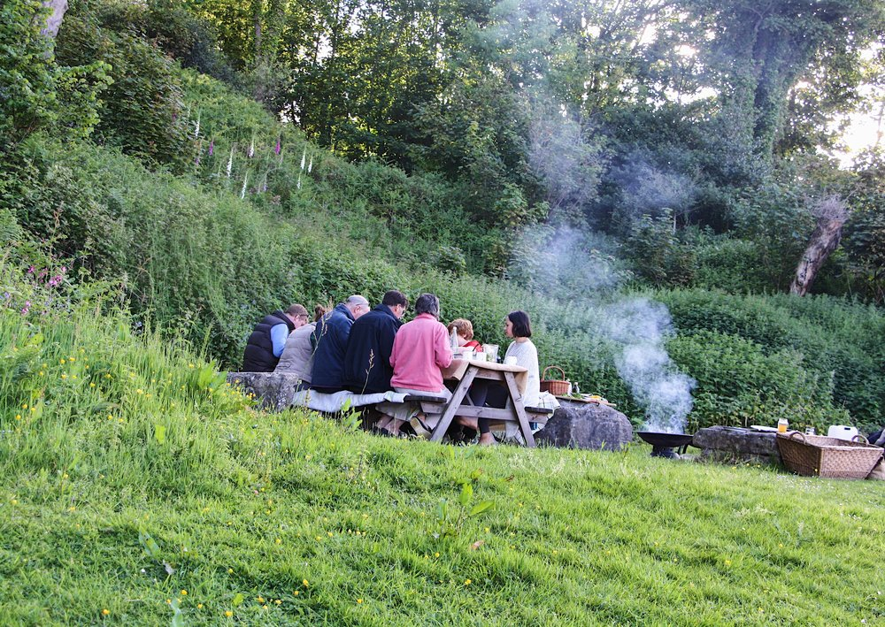 wild food event dorset