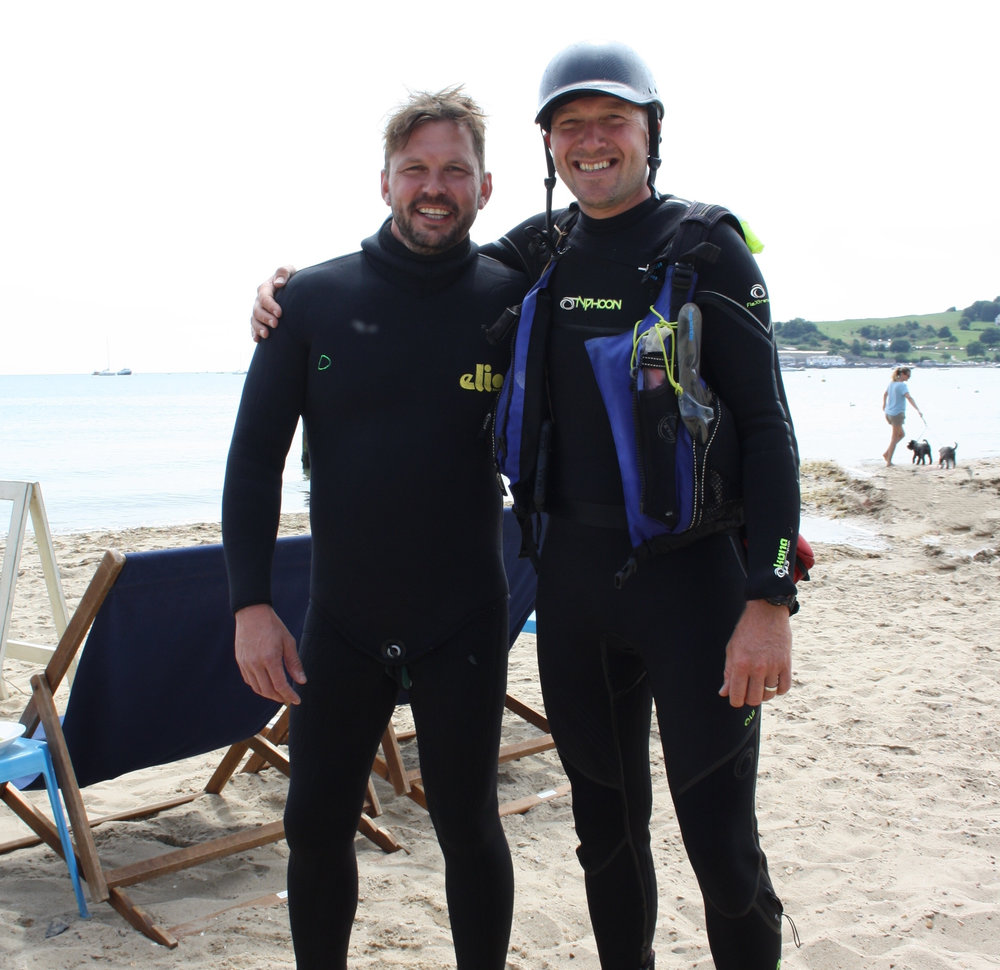 -     Watch us spearfishing & feasting on Channel 4 with Jimmy Doherty on Jamie Olivers Friday Night Feast